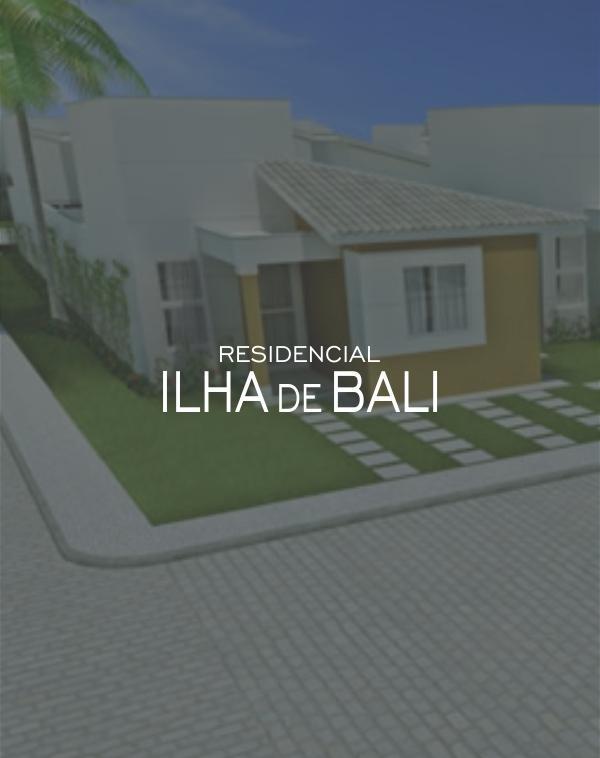 Entregue - ILHA DE BALI