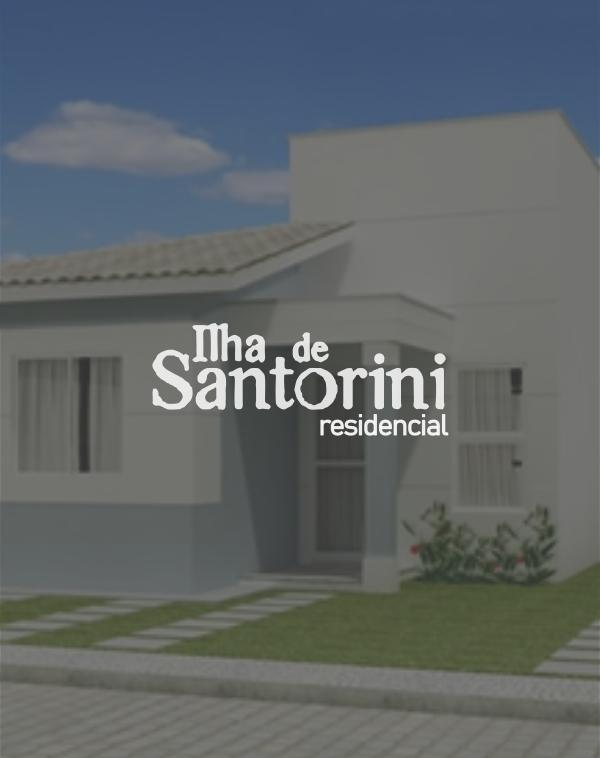 Entregue - ILHA DE SANTORINI